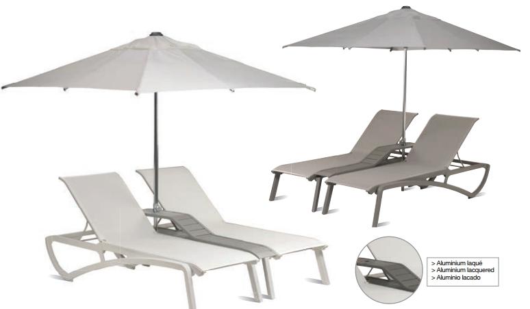 Bật mí các mẫu ghế hồ bơi, ghế bãi biển hot nhất - 4